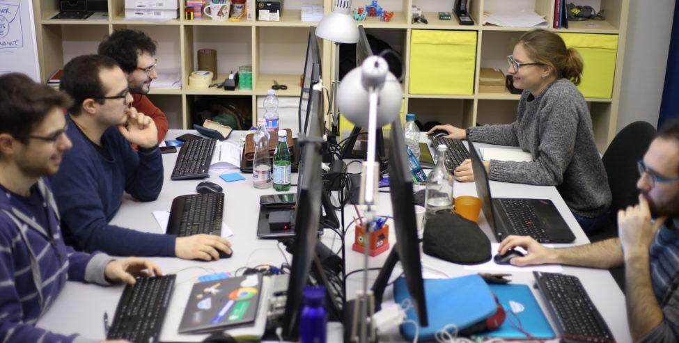 Il coworking di YATTA