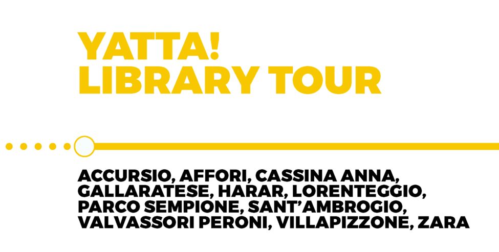 YATTA LIBRARY TOUR 2019